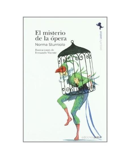 El misterio de la ópera