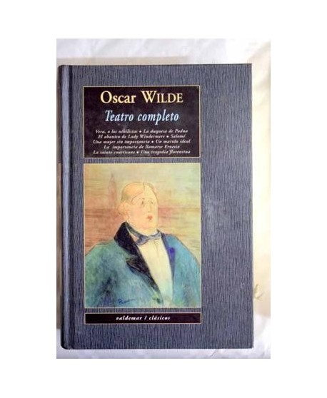 Teatro Completo Oscar Wilde