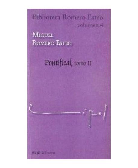 Pontifical, tomo II