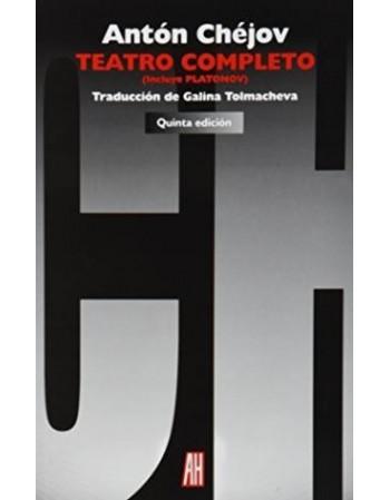 Teatro completo de Antón...