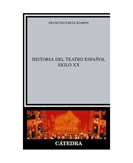 Historia del Teatro español Siglo XX