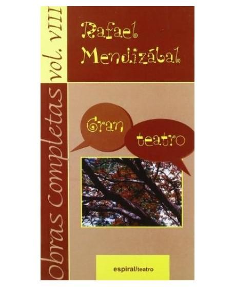 Obras Completas de Rafael Mendizabal vol.VIII