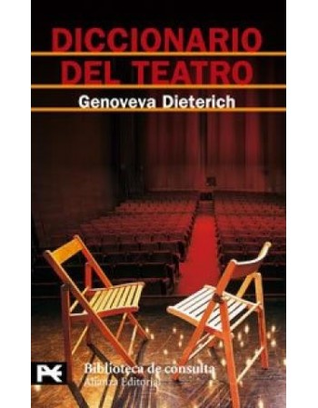 Diccionario del teatro