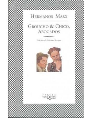 Groucho y Chico, Abogados