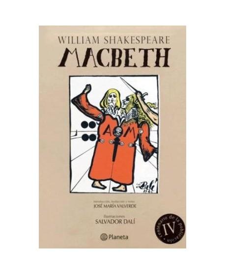 Macbeth (ilustraciones de Salvador Dalí)