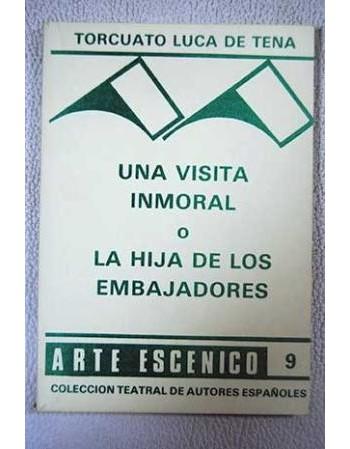 Una visita inmoral o La...