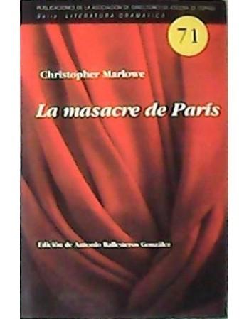 La masacre de París