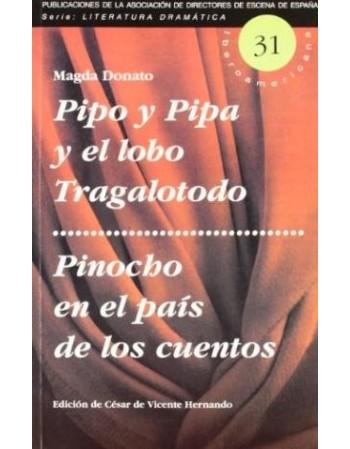 Pipo y Pipa y el lobo...