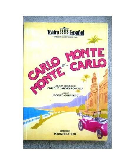 Carlo Monte en Monte Carlo