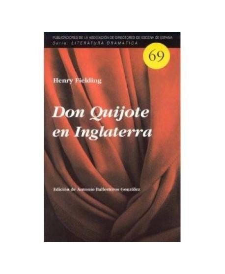 Don Quijote en Inglaterra