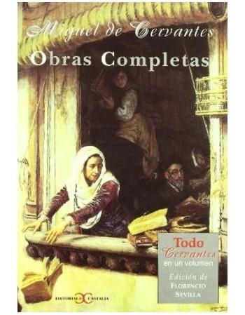 Miguel de Cervantes. Obras...