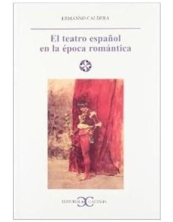 El teatro español en la...