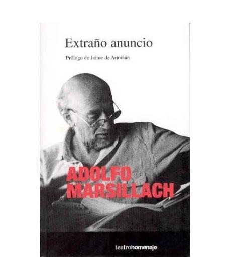 Extraño anuncio, Adolfo Marsillach