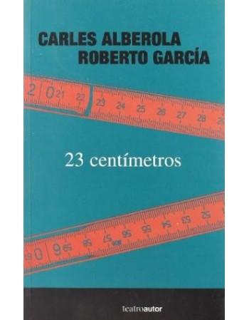 23 centímetros