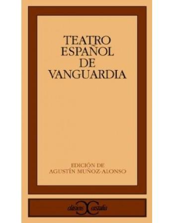 Teatro español de vanguardia