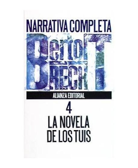 Narrativa completa, 4 La novela de los Tuis