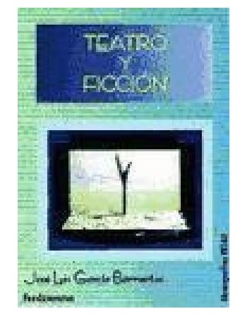 Teatro y ficción