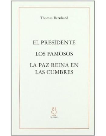 El presidente/Los...