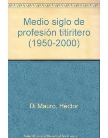 Medio siglo de profesión...