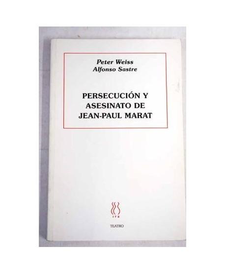 Persecución y asesinato de Jean Paul Marat