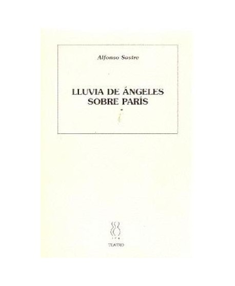 Lluvia de ángeles sobre París