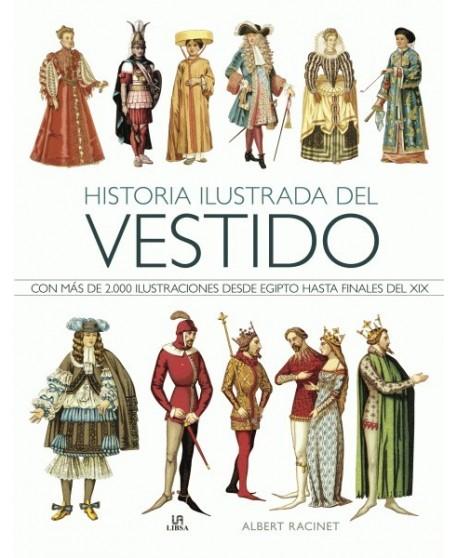 Historia ilustrada del vestido