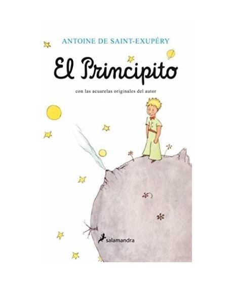 EL PRINCIPITO. ED BOLSILLO. Con ilustraciones del autor