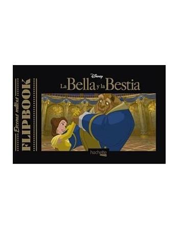 Flip book: La bella y la...