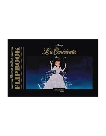 Flip book: La cenicienta