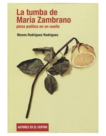 La tumba de María Zambrano....