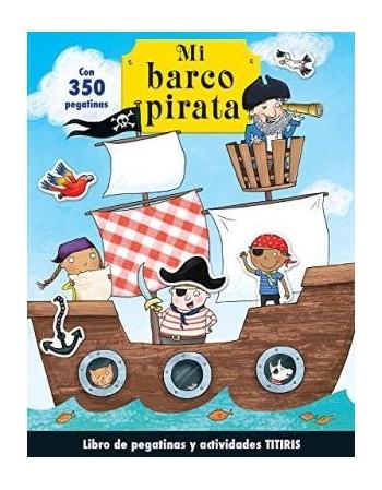 Mi barco pirata. Libro de...