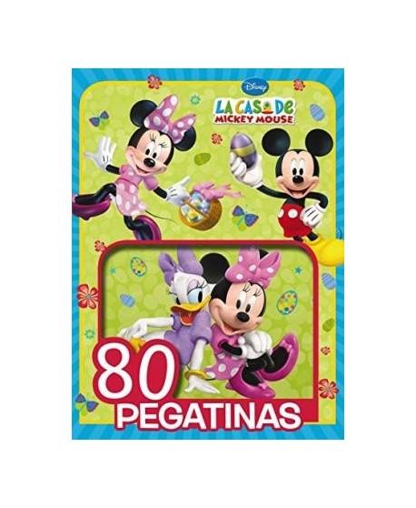 Mickey y compañía. 80 pegatinas