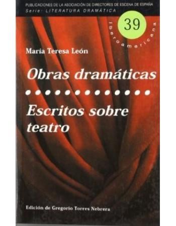 Obras dramáticas y escritos...