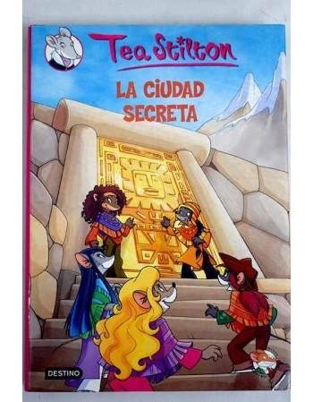 Tea Stilton: La ciudad secreta