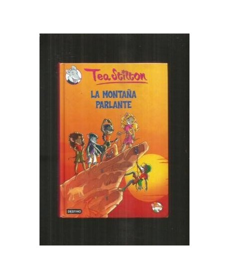 Tea Stilton:La montaña parlante