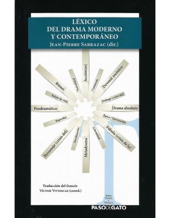 Léxico del drama moderno y...