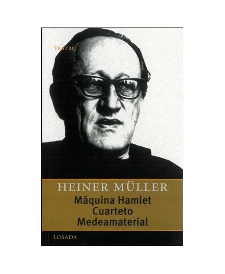 Máquina Hamlet / Cuarteto / Medeamaterial