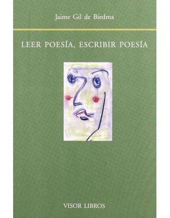 Leer poesía, escribir poesía