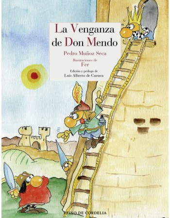 La venganza de Don Mendo....