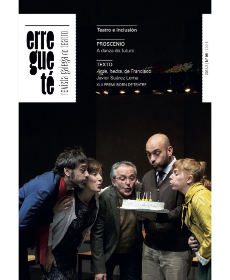 Revista Galega de Teatro 95 2018/2