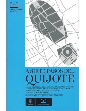 A siete pasos del Quijote