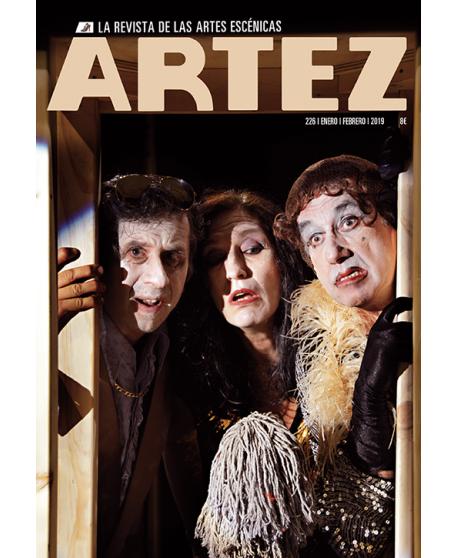 Revista Artez 226 Enero/Febrero 2019