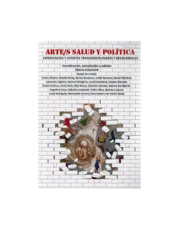 Arte/s salud y política....