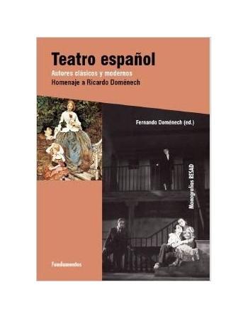 Teatro español. Autores...