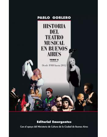 Historia del teatro musical...