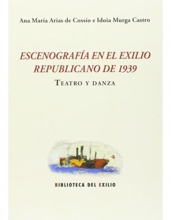 Escenografía en el exilio...