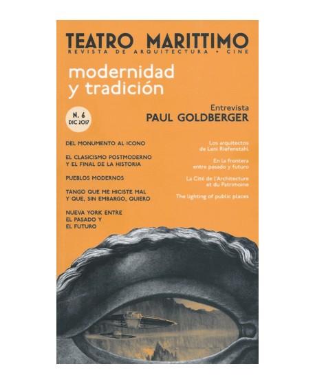 Teatro Marítimo. Revista de arquitectura + cine Nº 6. Modernidad y tradición