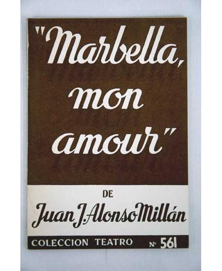"""""""Marbella mon amour"""""""