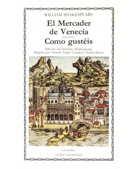 El Mercader de Venecia/ Como gustéis (ed. Instituto Shakespeare)