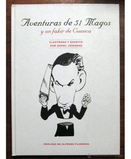 Aventuras de 51 magos y un fakir de Cuenca